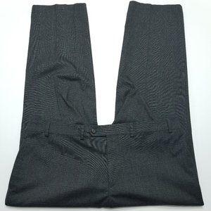 Ralph Lauren Dress Pants - Gray Windowpane